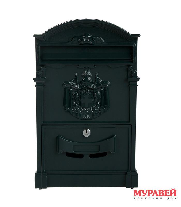 Ящик почтовый №4010 темно-зеленый