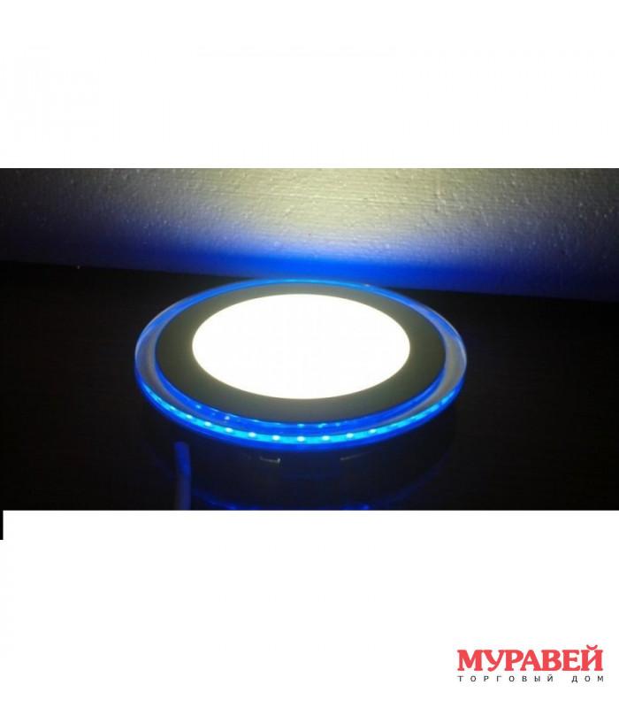 Светильник FERON AL2660 SMD5730 32 LED 16W синий
