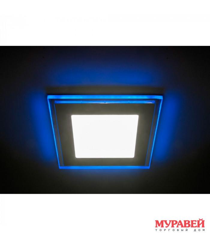 Светильник FERON AL2661 SMD5730 32 LED 16W синий