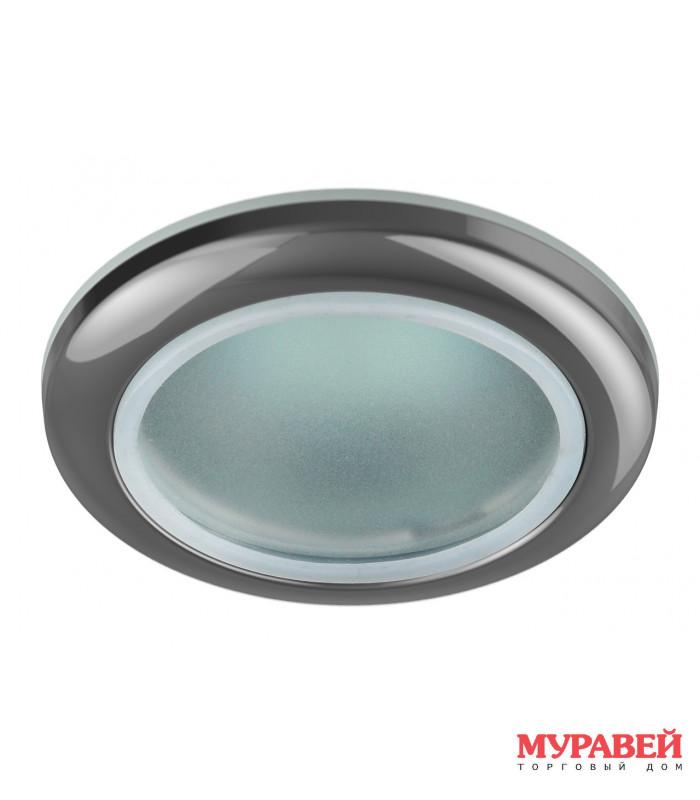 Светильник точечный ЭРА WR1 CH влагозащищенный хром