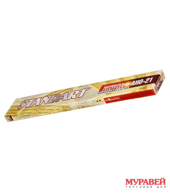 Электроды АНО-21 3 мм 1 кг стандарт