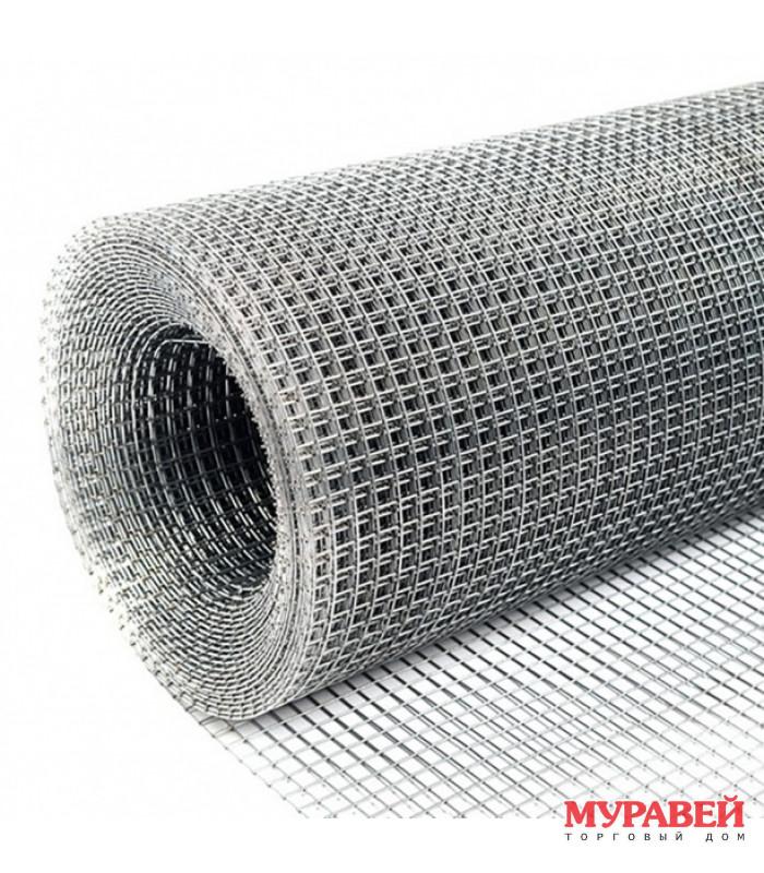 Сетка сварная н/у 50×50×1,6 мм 0,5х50 м