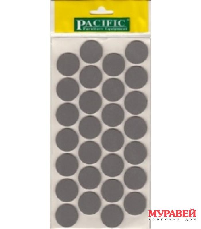 Подкладка под опору PACIFIC ф35 145×110 (резина)