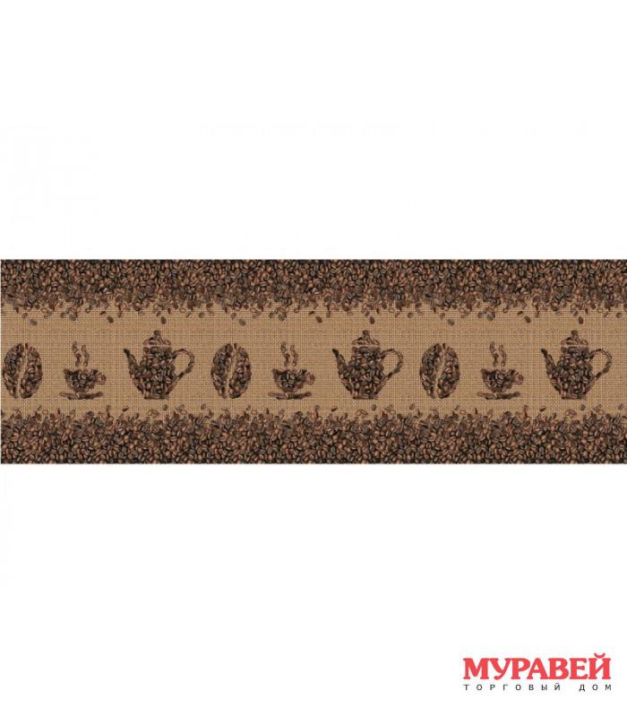 Стеновая панель, фартук для кухни АБС «Кофейные зерна» 3000 х 600 х 1.5 мм