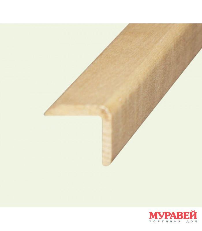 Угол деревянный липа 30×30