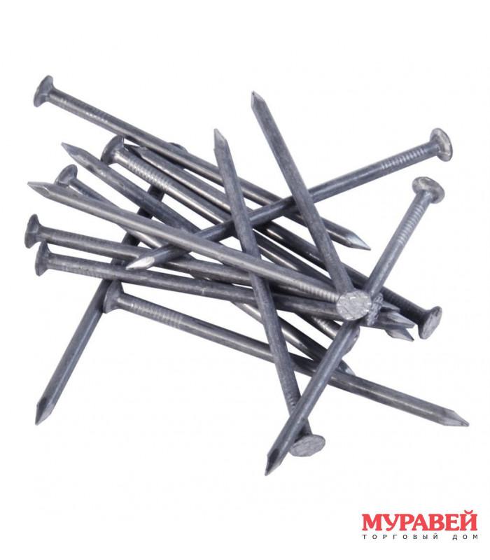 Гвозди строительные 40 мм (уп/0,2 кг)