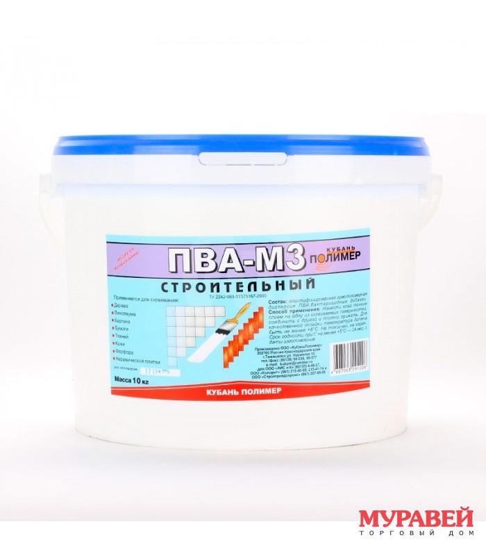 Клей ПВА-М3 5 кг Кубань полимер