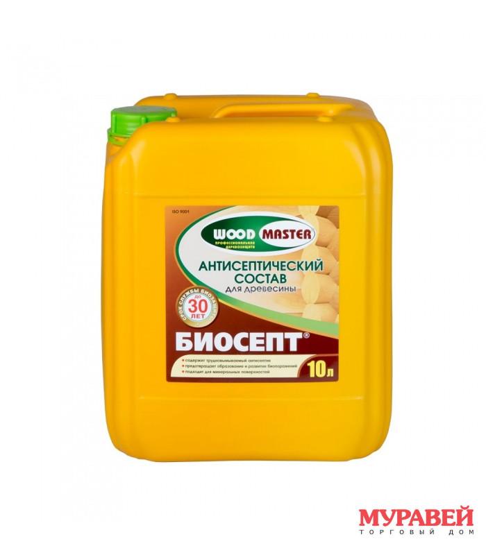 Пропитка для дерева антисептик БИОСЕПТ Рогнеда 5 л