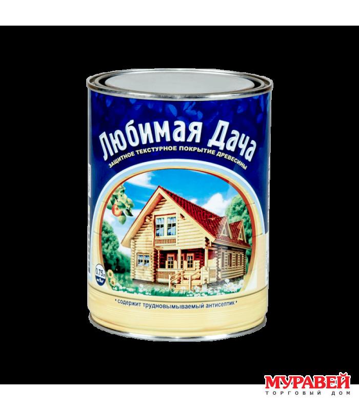 Пропитка для дерева сосна 0,75 л Любимая дача