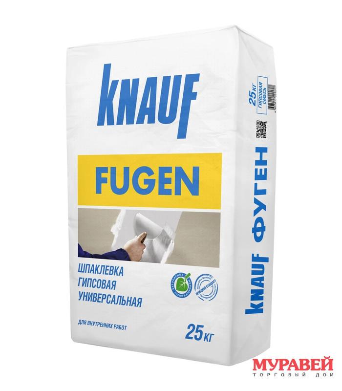 Шпатлевка Фуген-фюллер 25 кг Knauf
