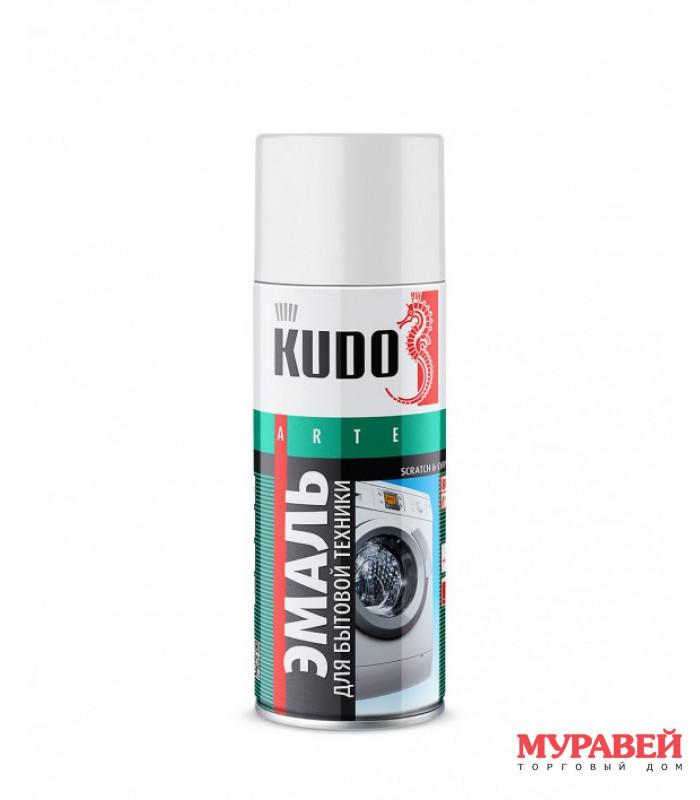 Эмаль для бытовой техники 1311 белая KUDO
