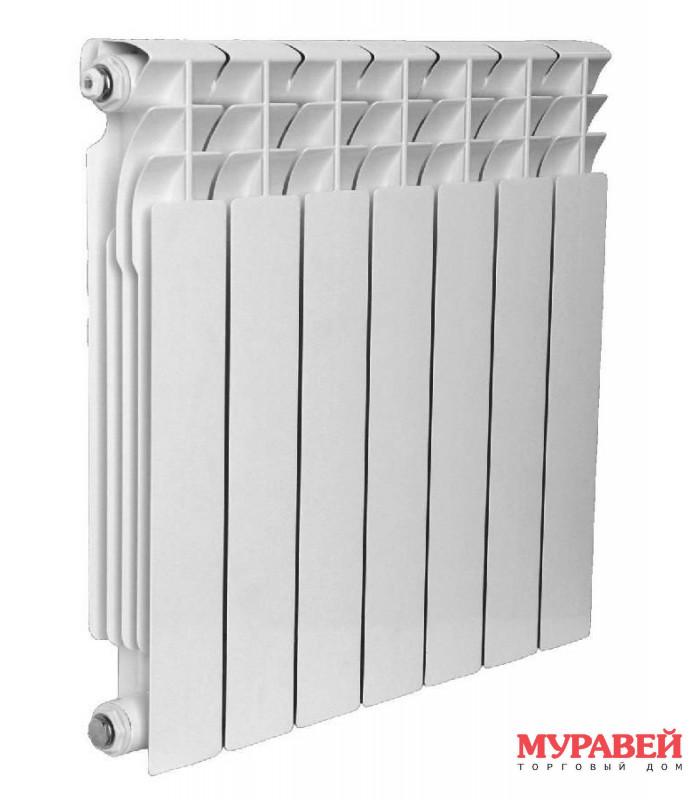 Радиатор биметаллический THERMOFIX 500 / 80 / 12