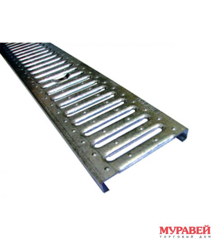 Решетка водоприемная штампованная под крепеж 102