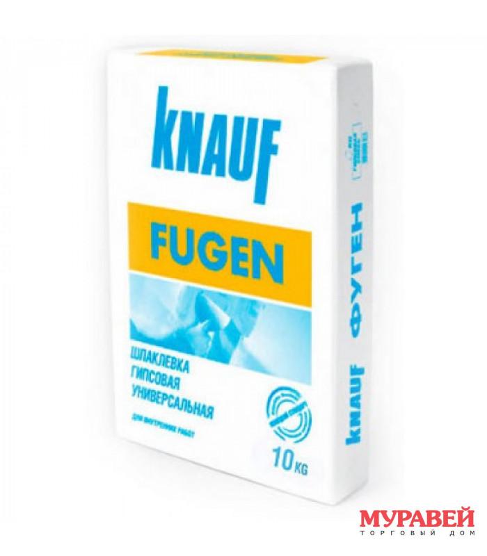 Шпатлевка Фуген-фюллер 10 кг Knauf