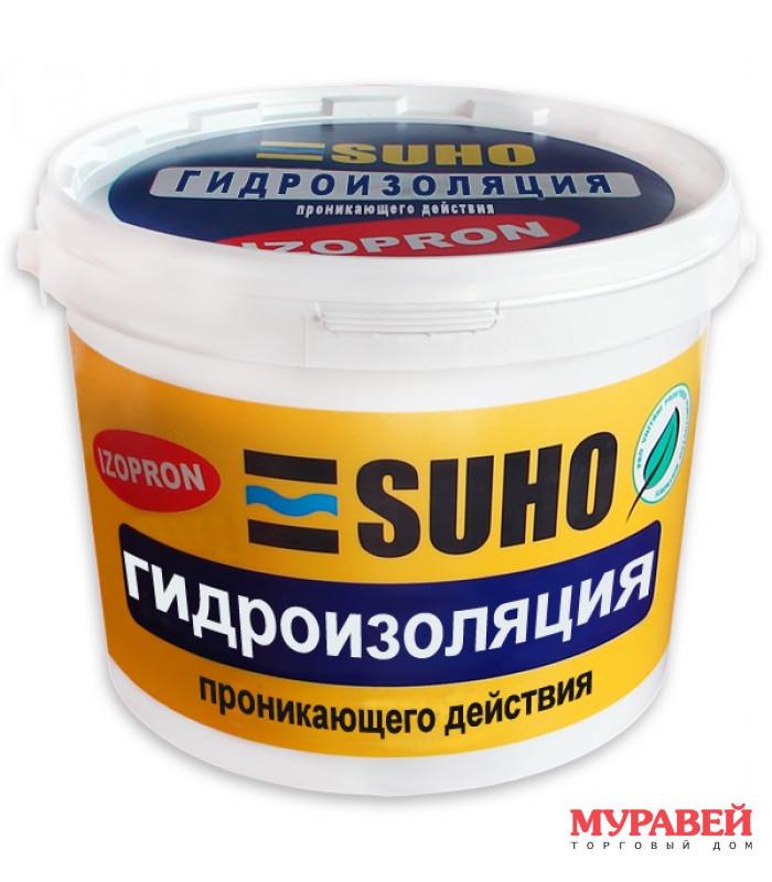 Гидроизоляционная смесь «Izopron» 4 кг