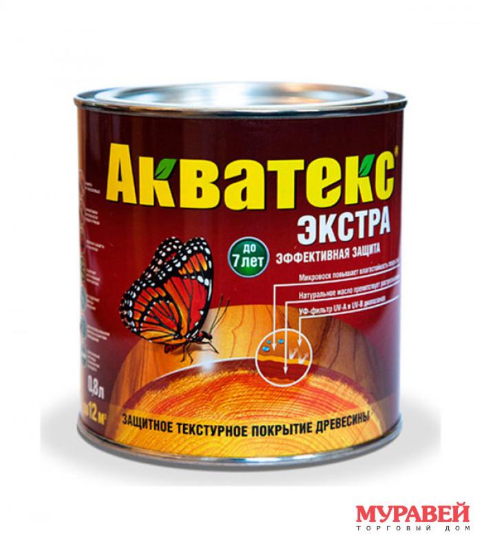 Масло для дерева Акватекс-Бальзам 0,75 л палисандр